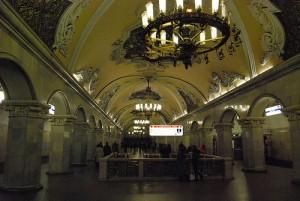 METRO-MOSKWA