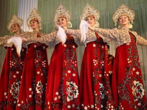 Rosja-kobieta
