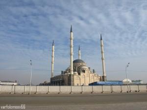 Czeczenia-grozny-meczet