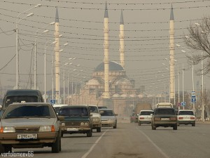 Czeczenia-meczet