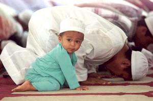 czeczenia-islam-dziecko