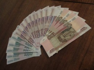 Rubel w Rosji