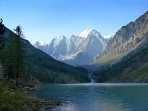 Syberia-jezioro